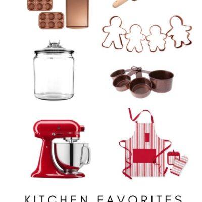 Holiday Baking Kitchen Favorites