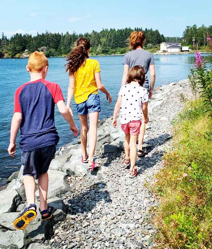 Maine Family Vacation Itinerary