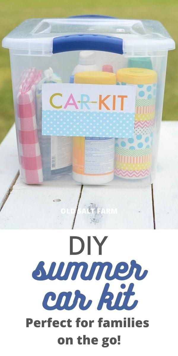 DIY Summer Car Kit