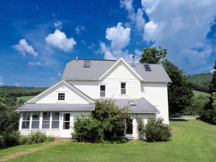 1890's Farmhouse in the Catskills