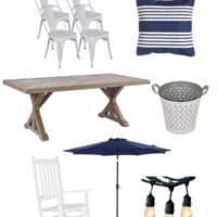 Favorite Amazon Patio Furniture