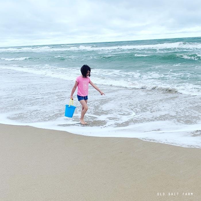 Topsail Island Family Vacation