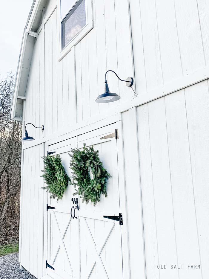 Farmhouse Christmas Tour