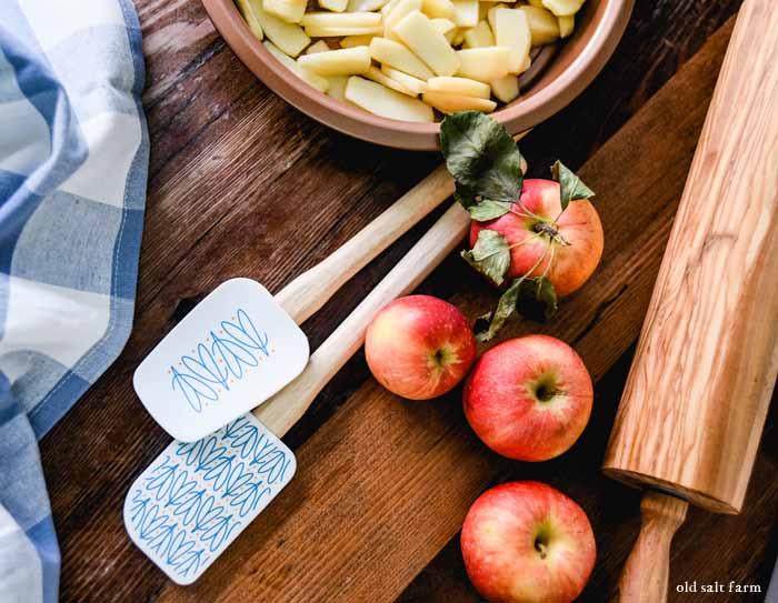 Fall Baking Apple Crisp