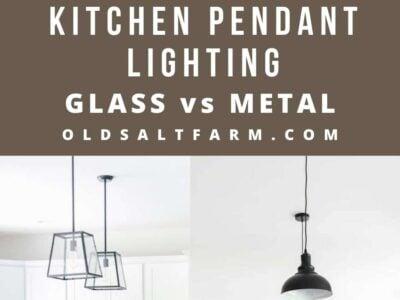 Farmhouse Kitchen Pendant Lighting